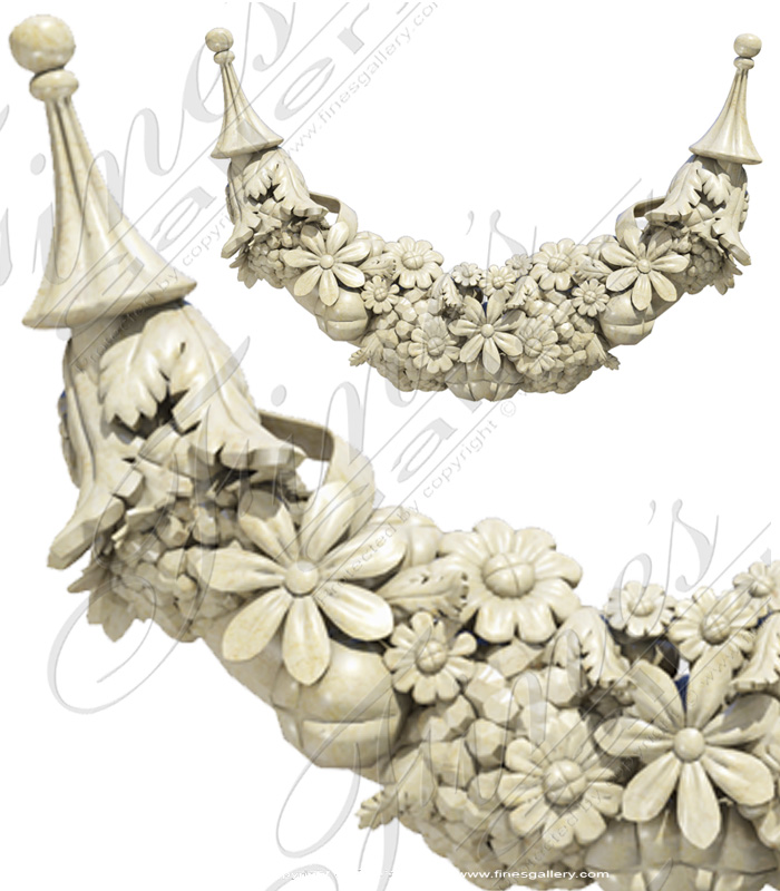 Marble Accents  - Marble Accent Festoon - MACC-001