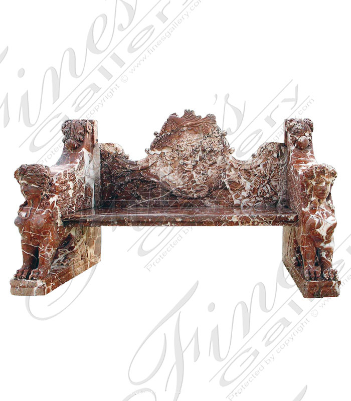 The Royal Marble Bench