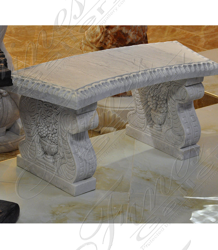 Marble Benches  - Granite Bench - MBE-689