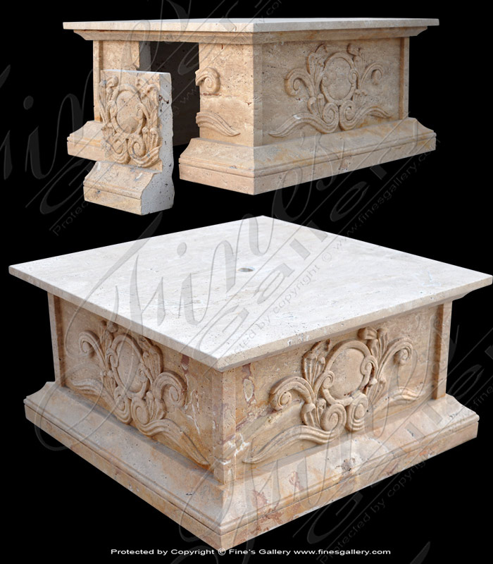 Marble Bases  - Marble Base - MBS-179
