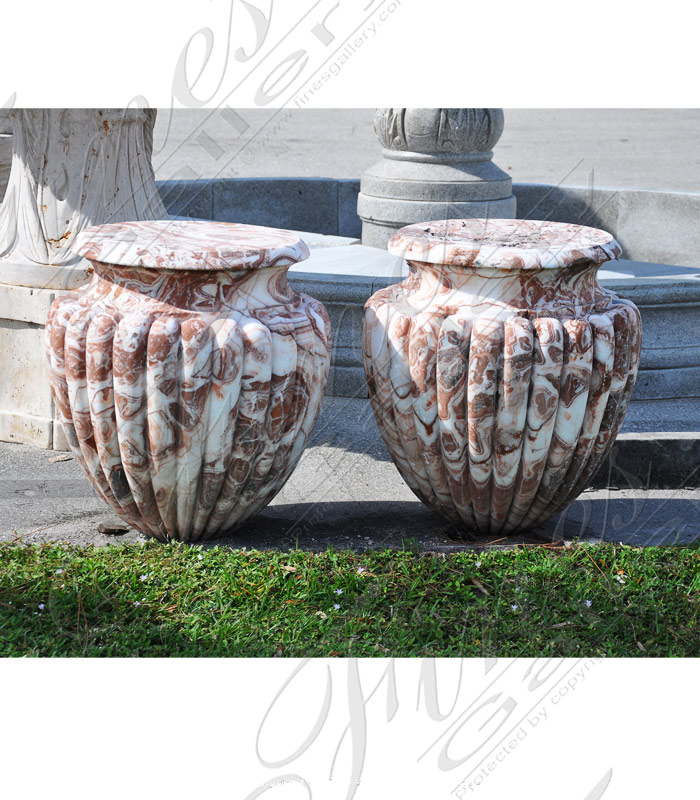 Marble Bases  - Red Marble Base - MBS-195
