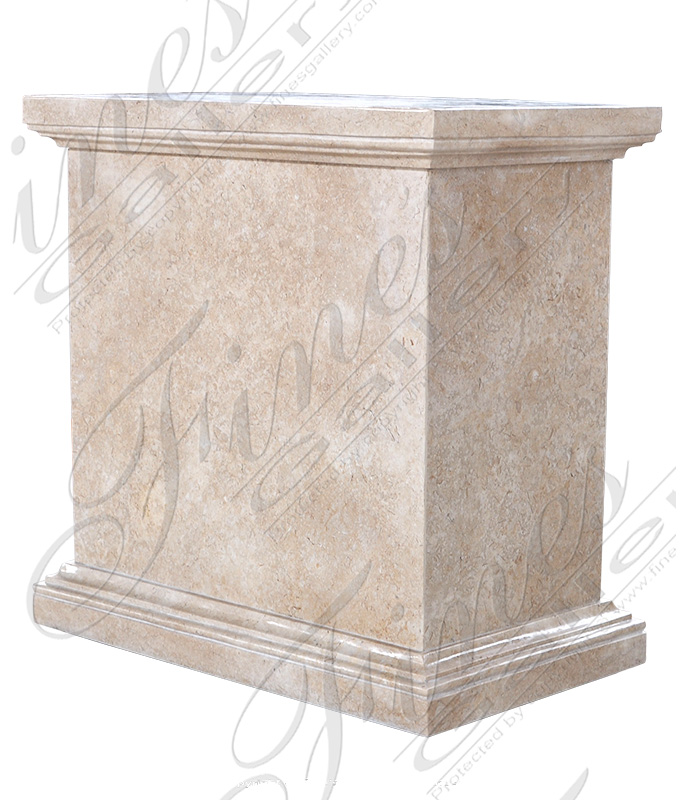 Marble Bases  - Marble Base - MBS-222