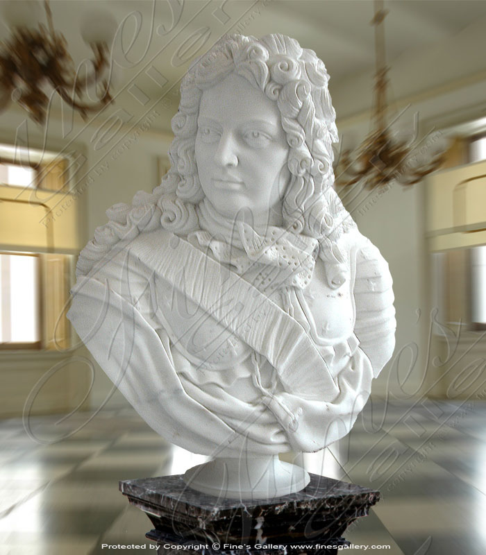 Marble Statues  - Colonial Man  II - MBT-125
