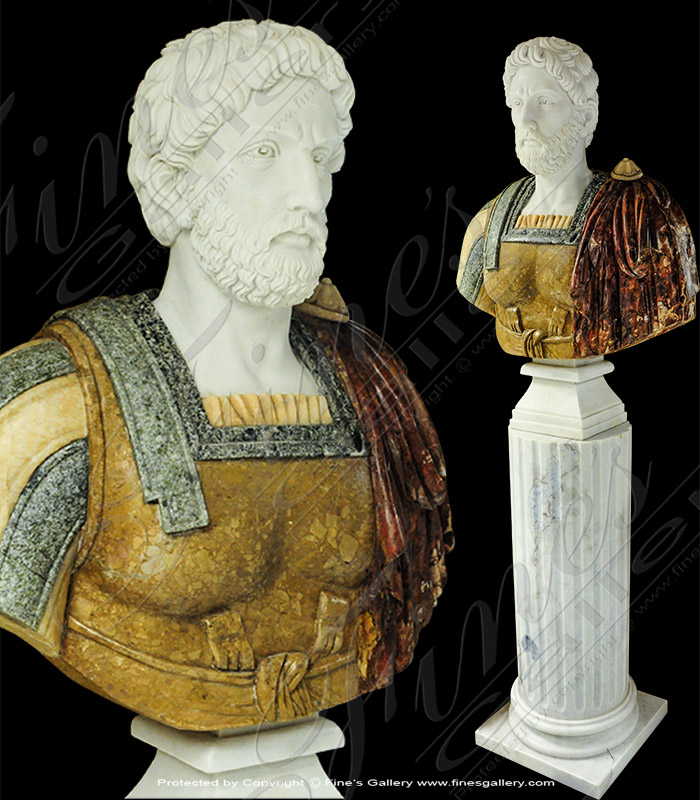 Marble Statues  - Marble Statue - MBT-451