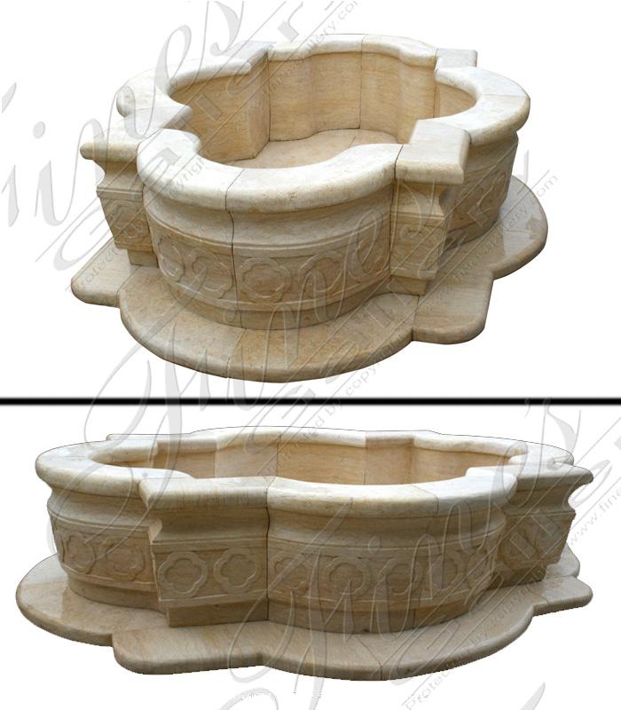 Marble Church Baptismal Pool