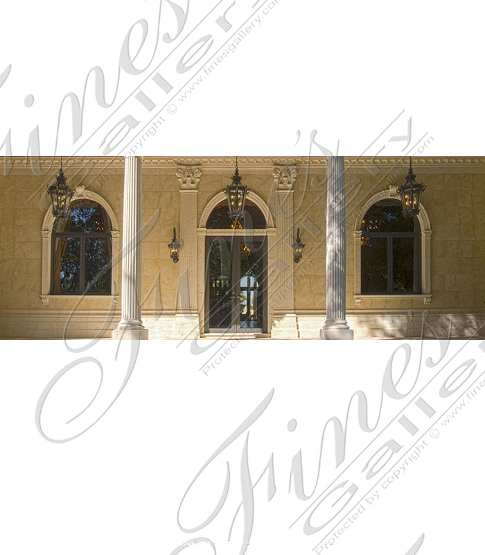 Marble Claddings  - Cream Marble Cladding And More - MCLA-002