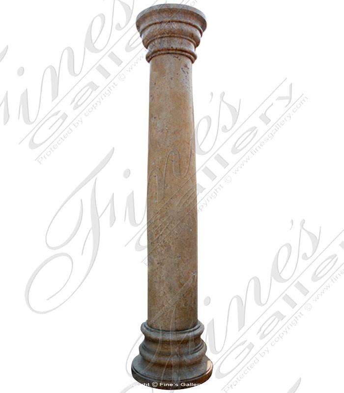 Tuscan Marble Column