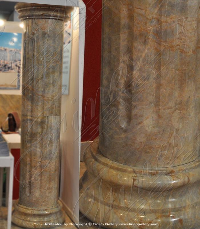 Breccia Antique Column