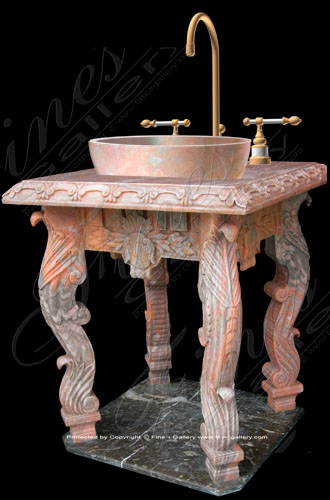 Marble Customs  - Special Custom Wash Basin - MCU-013