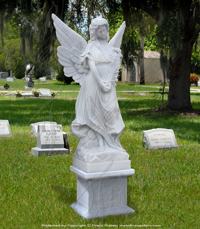 Search Result For Marble Memorials  - Marble Angels Memorials - MEM-395