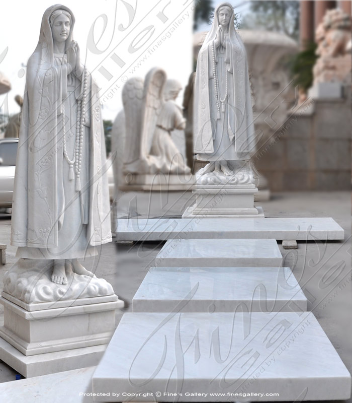 Marble Memorials  - Marble Memorial & Footstones - MEM-431