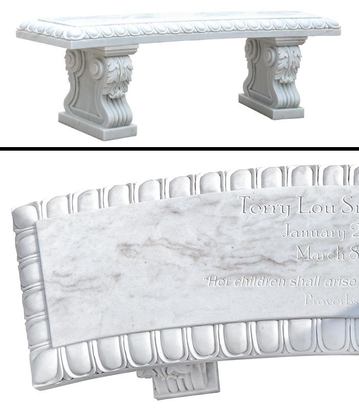 Marble Memorials  - Marble Memorial - MEM-482