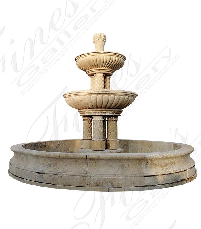 Marble Fountains  - Marble Fountain - MF-1434
