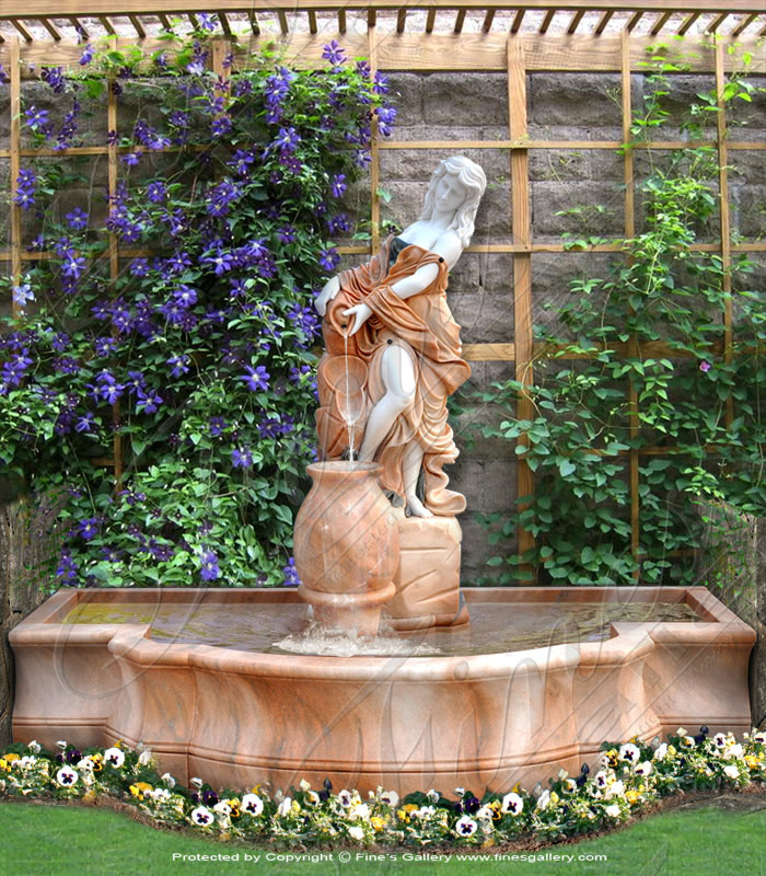 Bella Garden Fountain