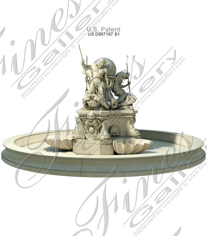 Fines Gallery Original Neptune