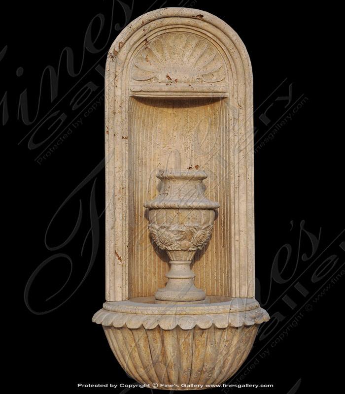 Niche Wall Fountain