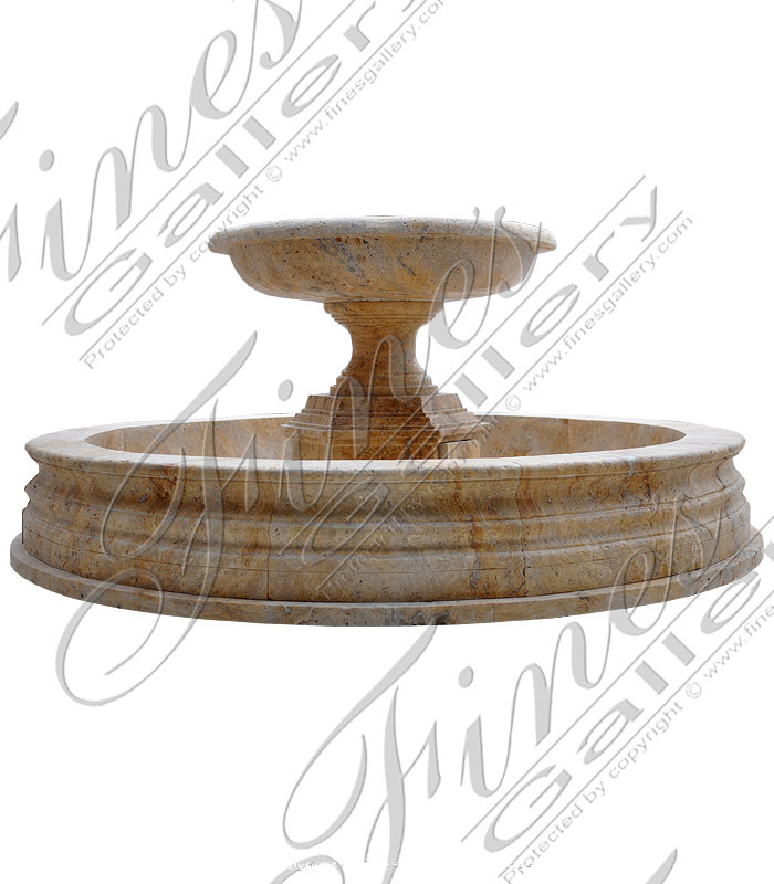 One Tiered Fountain