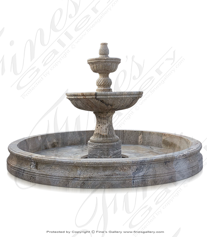 Bonita Springs Showroom Granite Fountain