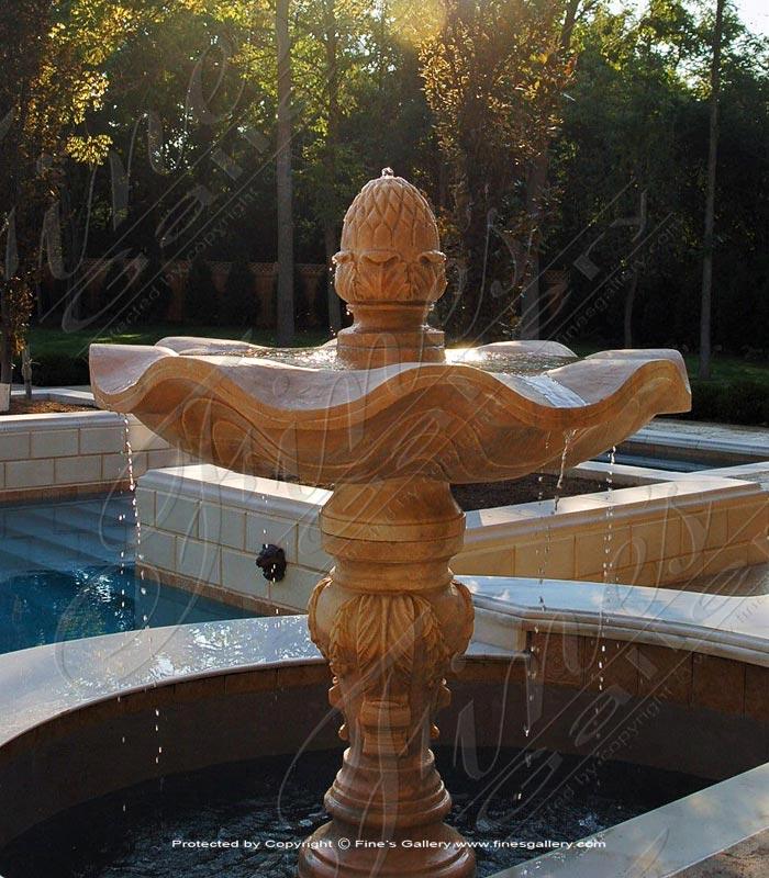Italian Rococo Style Pedestal