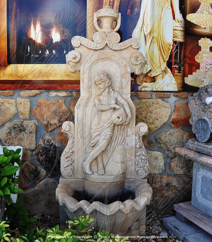 tuscany wall fountain - photo#40