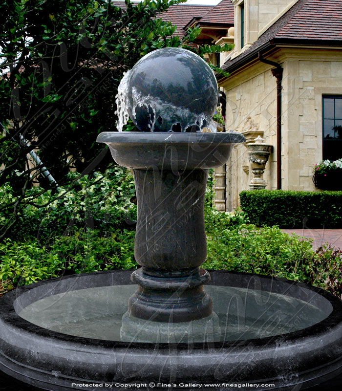 Sphere Fountain