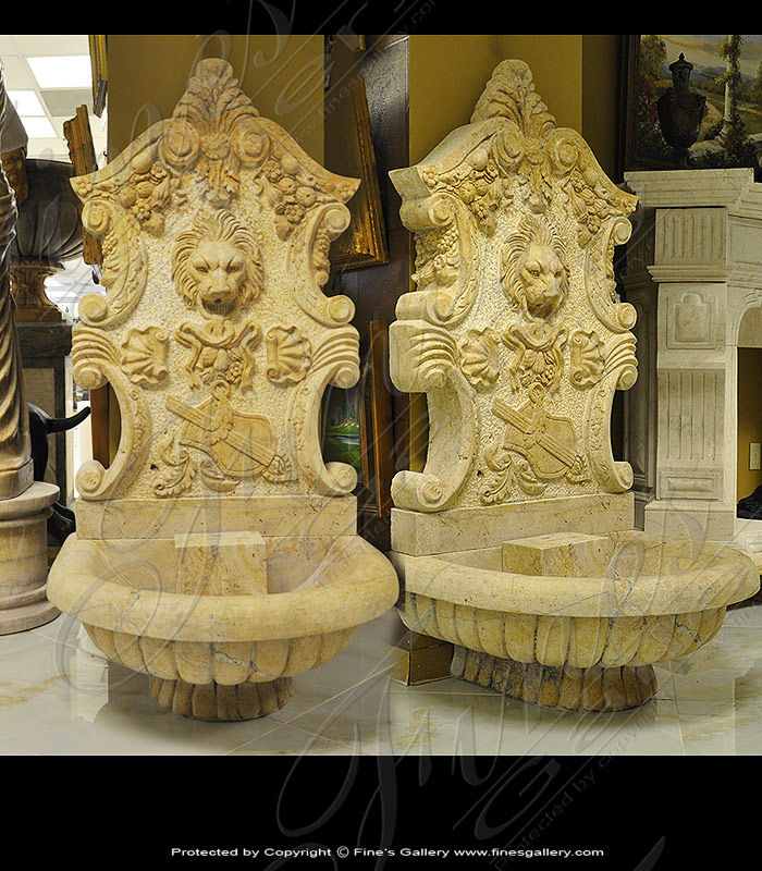 Marble Lion Fountains | Beautiful Designs from the World Leader