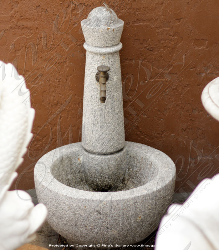 Marble Fountains  - Granite Fountain - MF-832