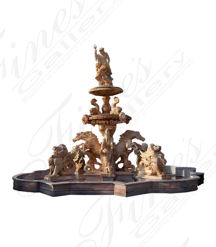 Greek Paradise Fountain