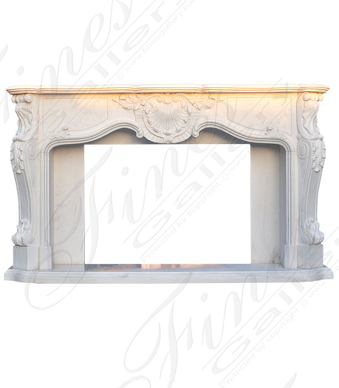 Superior French Style Marble Surround