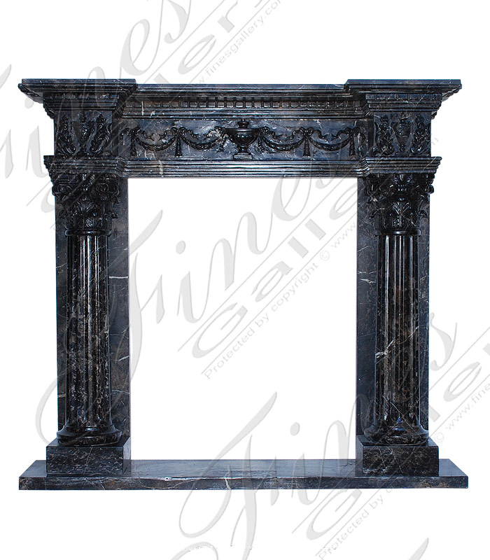 Marble Mantels Fireplace Mantles