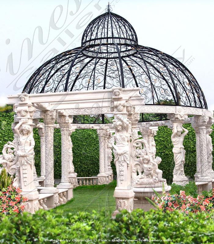 Aphrodite's Garden Gazebo
