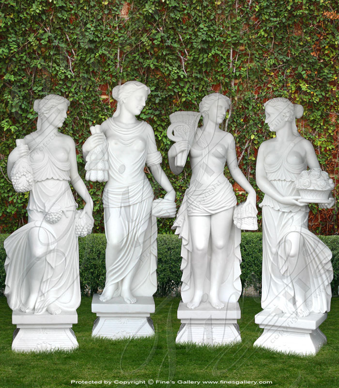 Four Seasons Maidens