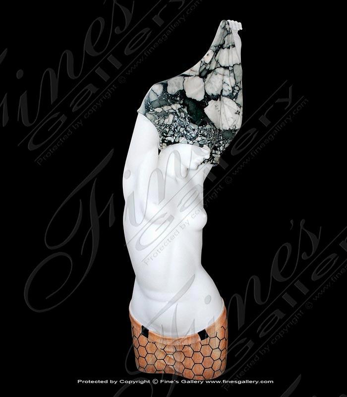 Undressing Marble Female