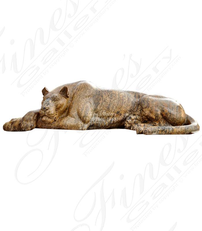 Big Cat Resting