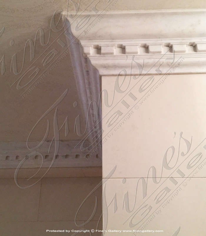 Marble Crown Molding