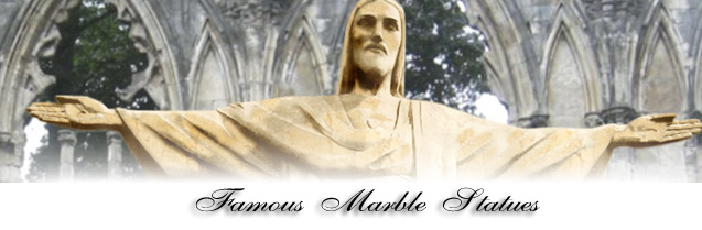 World Famous Marble Statues by Famous Artists