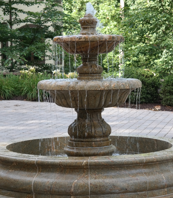 Granite style fountains