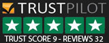 Trustpilot Fine's Gallery Reviews